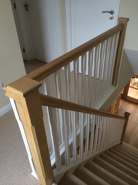 Stair Parts Staircases Refurbishment Birmingham And Staffs